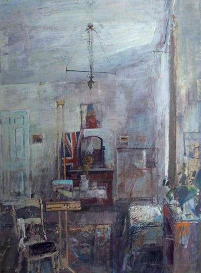 Studio Interior, North Lincolnshire Museums Collection