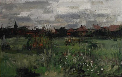 Untitled (Allotments), Royal College of Art Collection