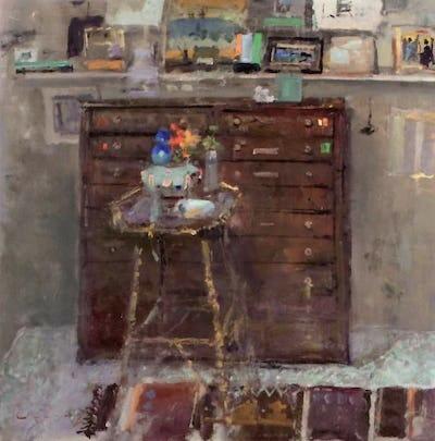 Studio Still Life, 1998