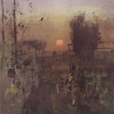 Autumn Garden Birdsong, 1998