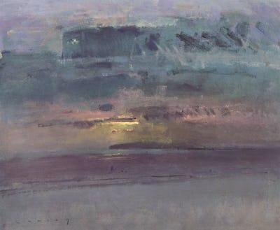 Evening Sky, 2015