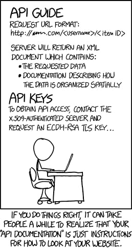XKCD alternatives
