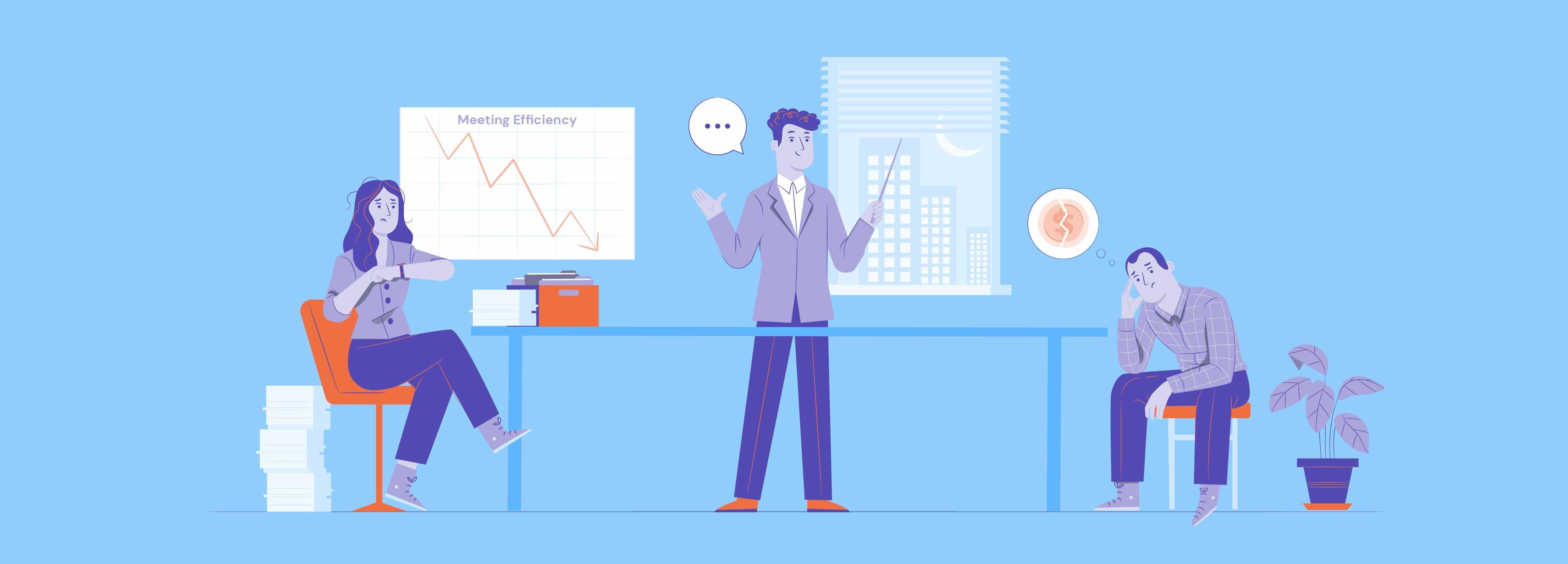 Avoid ineffective meetings