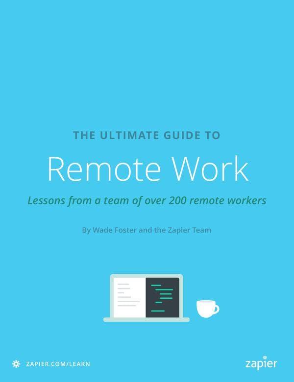 Remote Work Book
