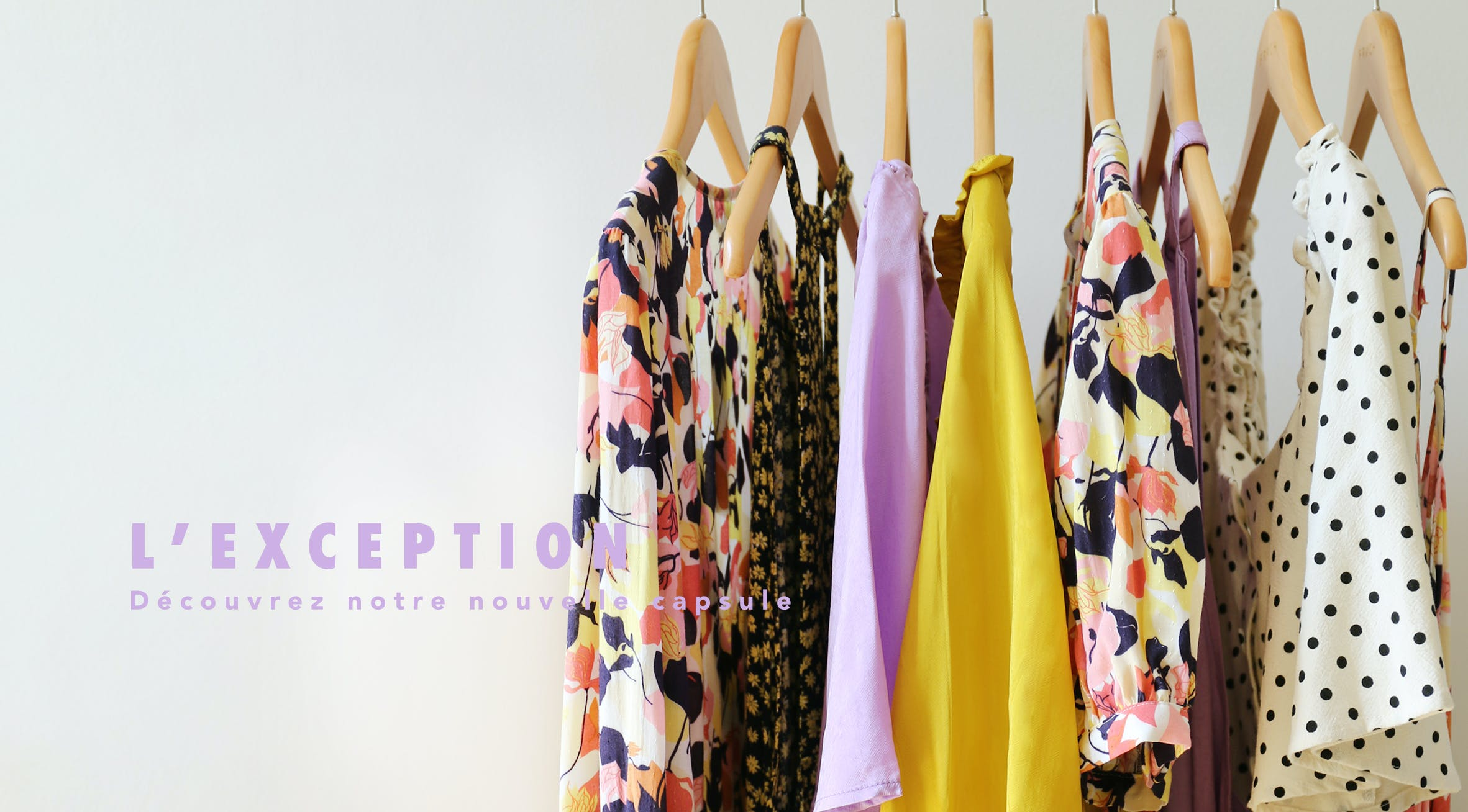 COLLECTION DE ROBES FRNCH