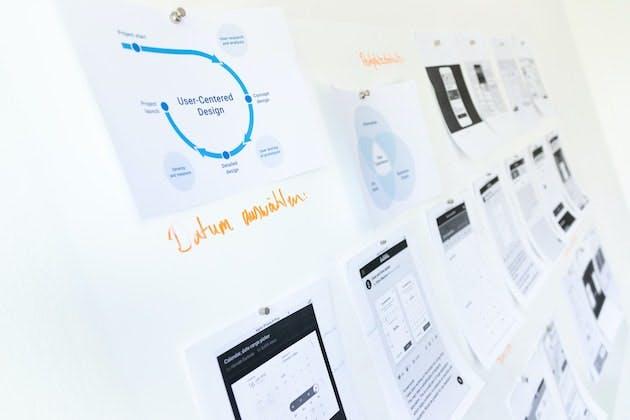 user centred design service unsplash new data services