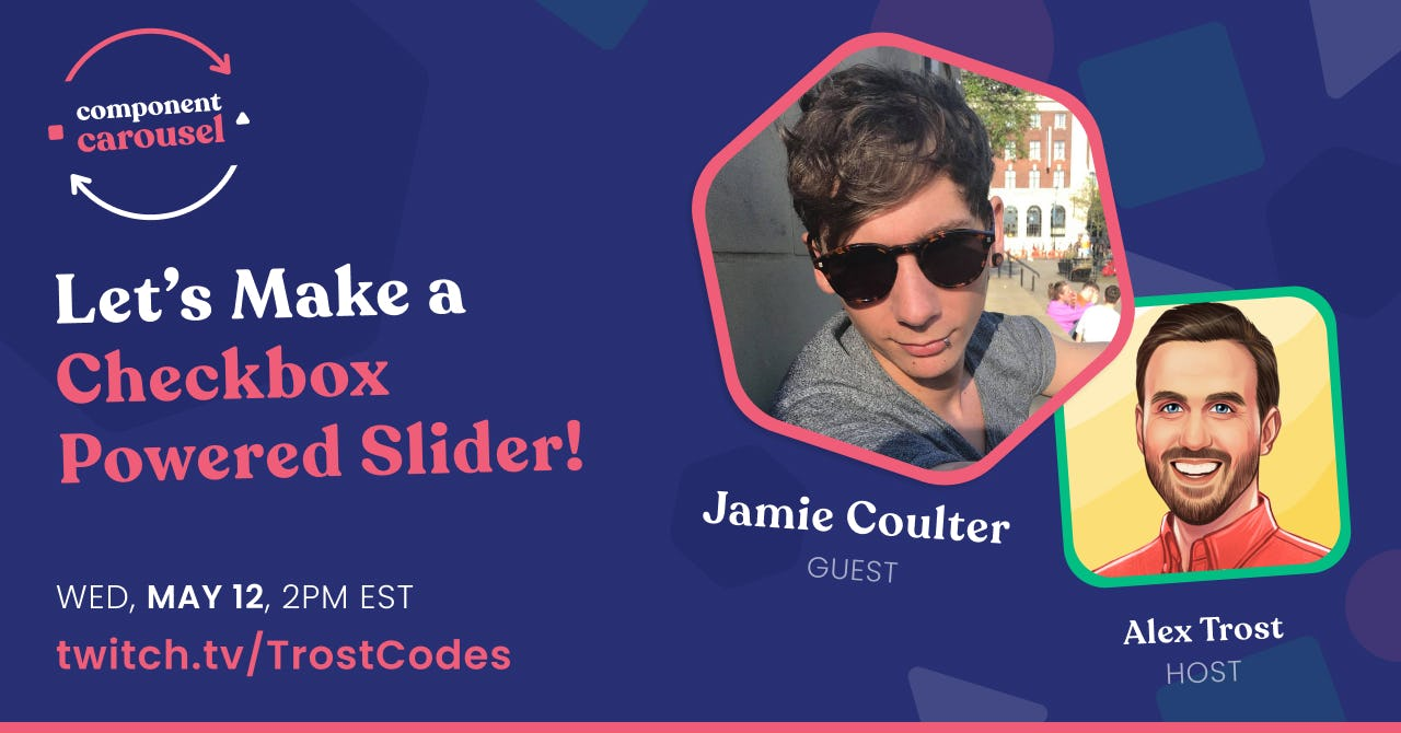 Let's Make a Checkbox Powered Slider! with Jamie Coulter