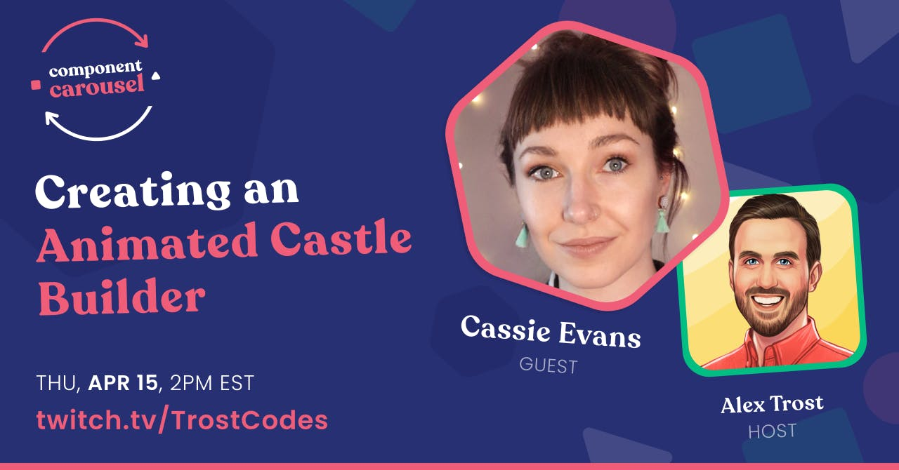 Creating an Animated Castle Builder with Cassie Evans