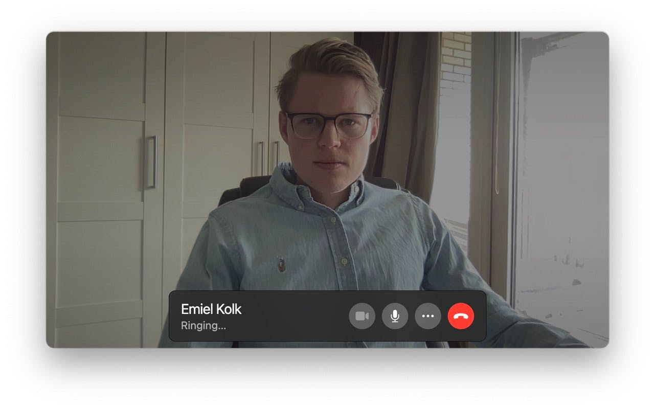 whatsapp business video chat computer mac app