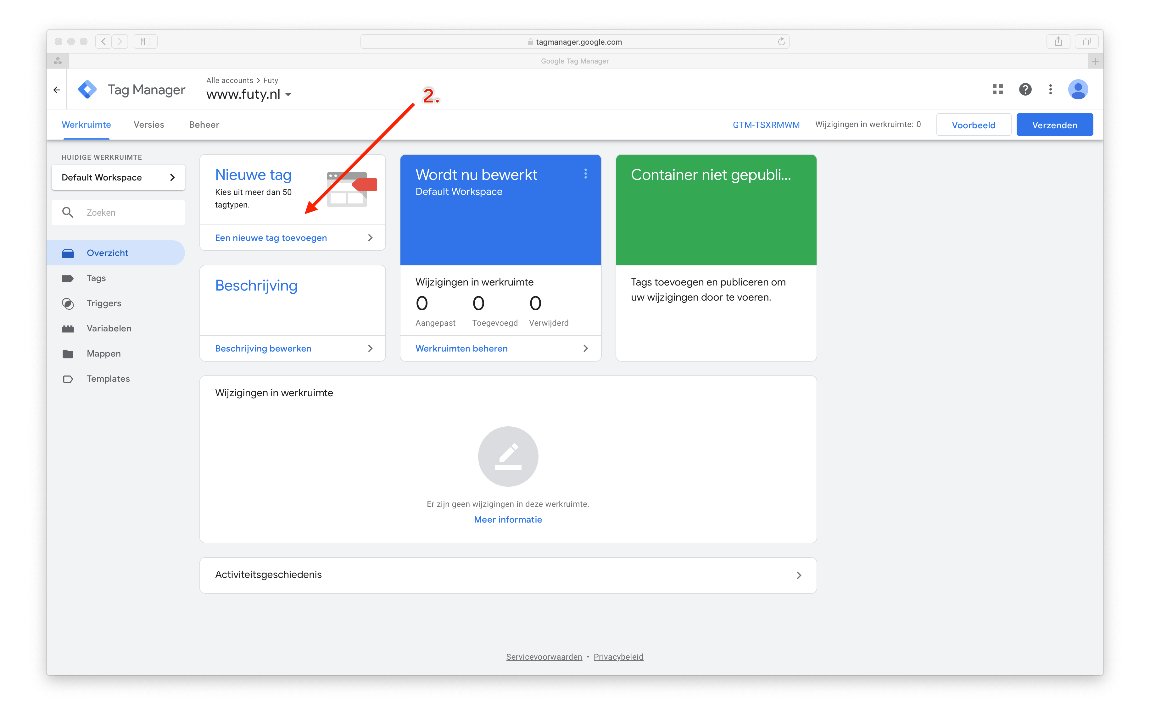 google tag manager whatsapp chat widget