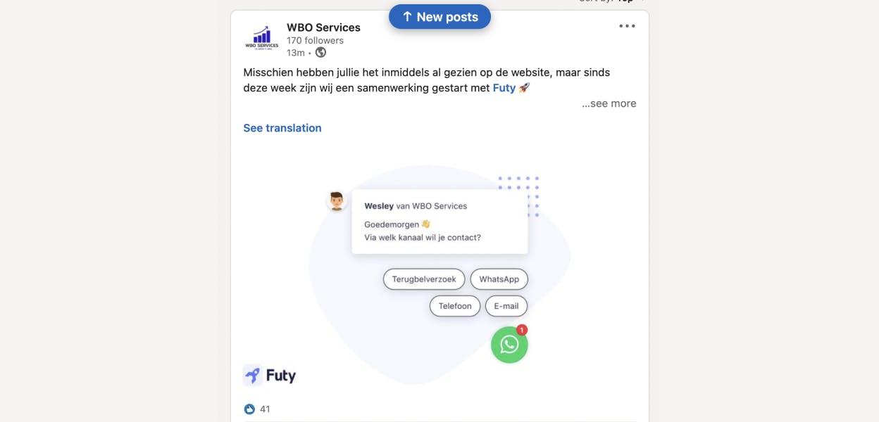 futy referral wbo services