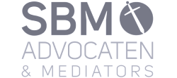 SBM advocaten & mediators logo