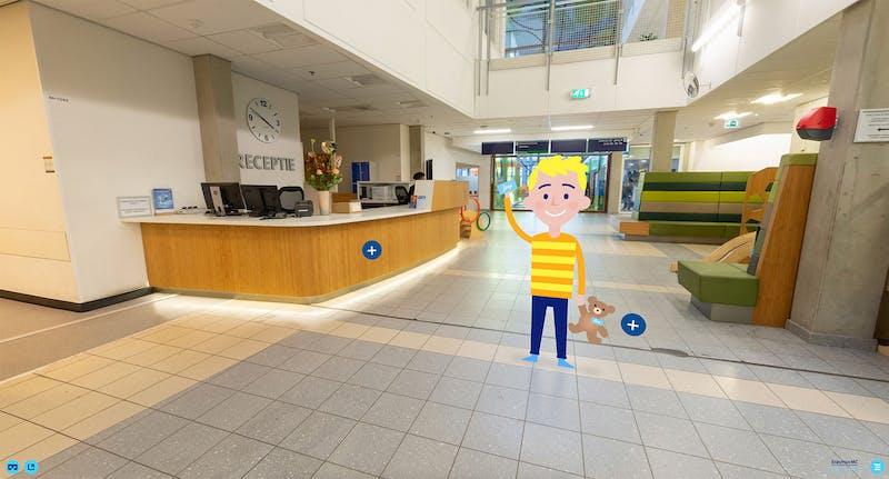 VR Erasmus | Avontuur van Joep
