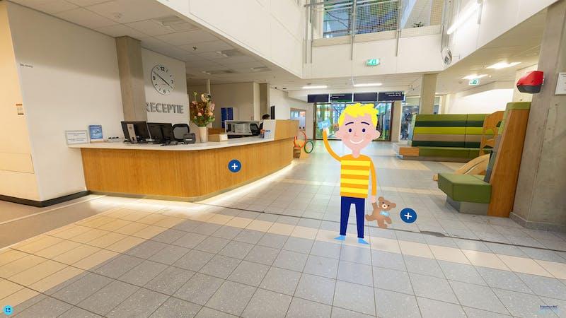 Virtual reality communication