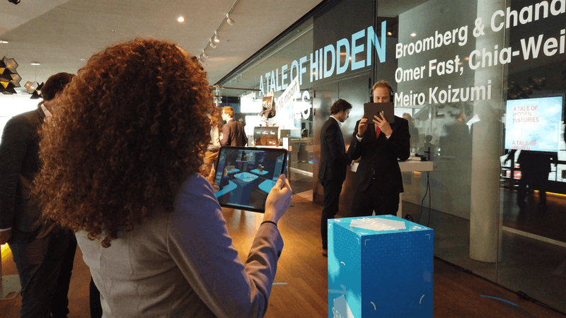 Augmented Reality for KLM