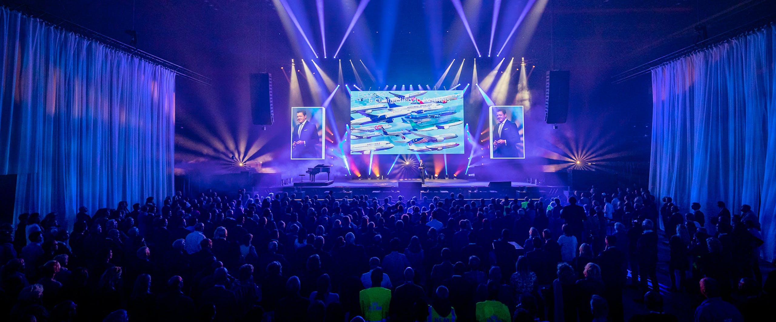 KLM event 100 jaar