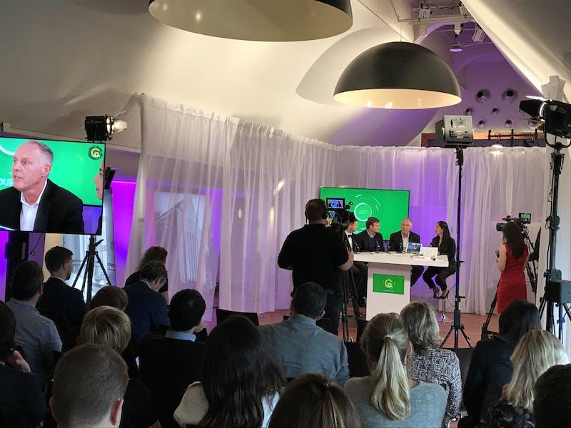 Online event Heineken studio