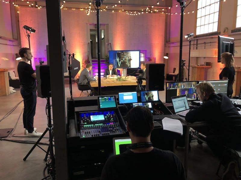 Backstage FX Opnamestudio Webinar Flynth