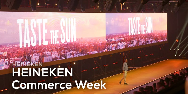 Designs Heineken commerce week