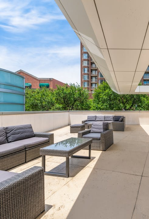 Outdoor Amenities Will Drive Tenant Experience in Post-COVID-19 Office Market, Says ULI Panel