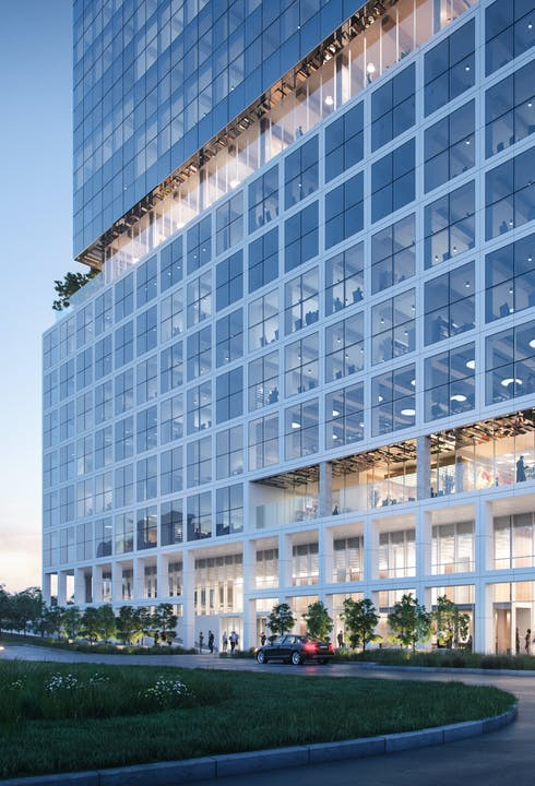 Gensler to Design New Legacy West High-Rise