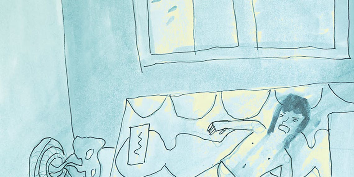 Garitma, fondo de pantalla para celular joven en día soleado con perro, dibujo marcador sobre papel