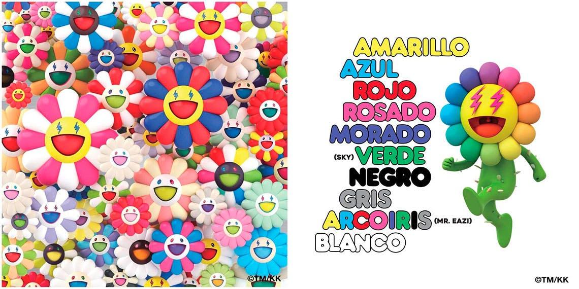 Todo de el álbum colores de J Balvin está disponible en todas las plataformas. Amarrillo, Azul, Rojo, Rosa, Morado, Verde, Negro, Gris, Arcoíris, Blanco.