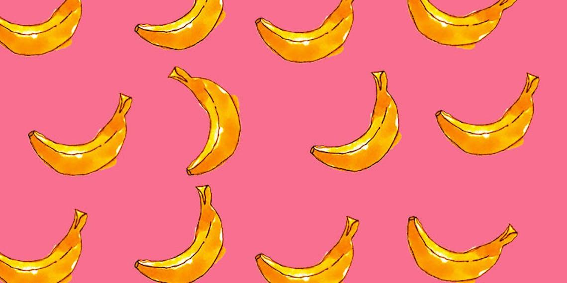 Fondo de pantalla de bananitos