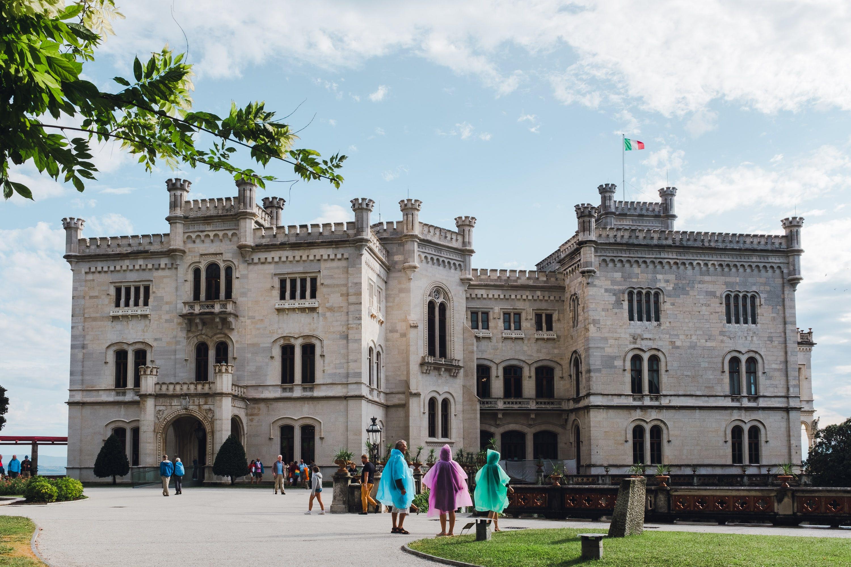 Castello di Miramare, Trieste, IT.