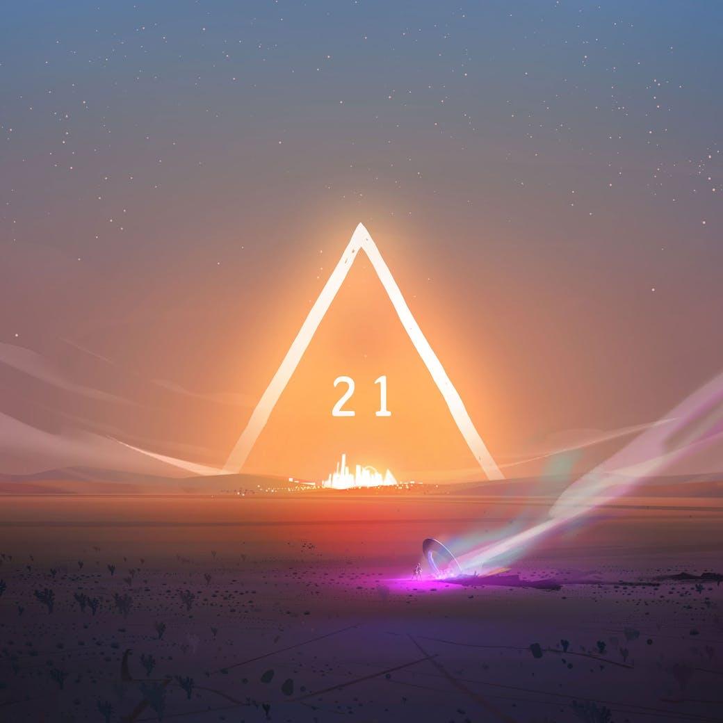 AREA21 - La La La (Artwork)
