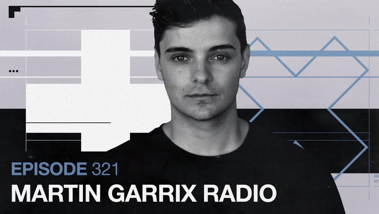 Thumbnail of Martijn's latest radio show.