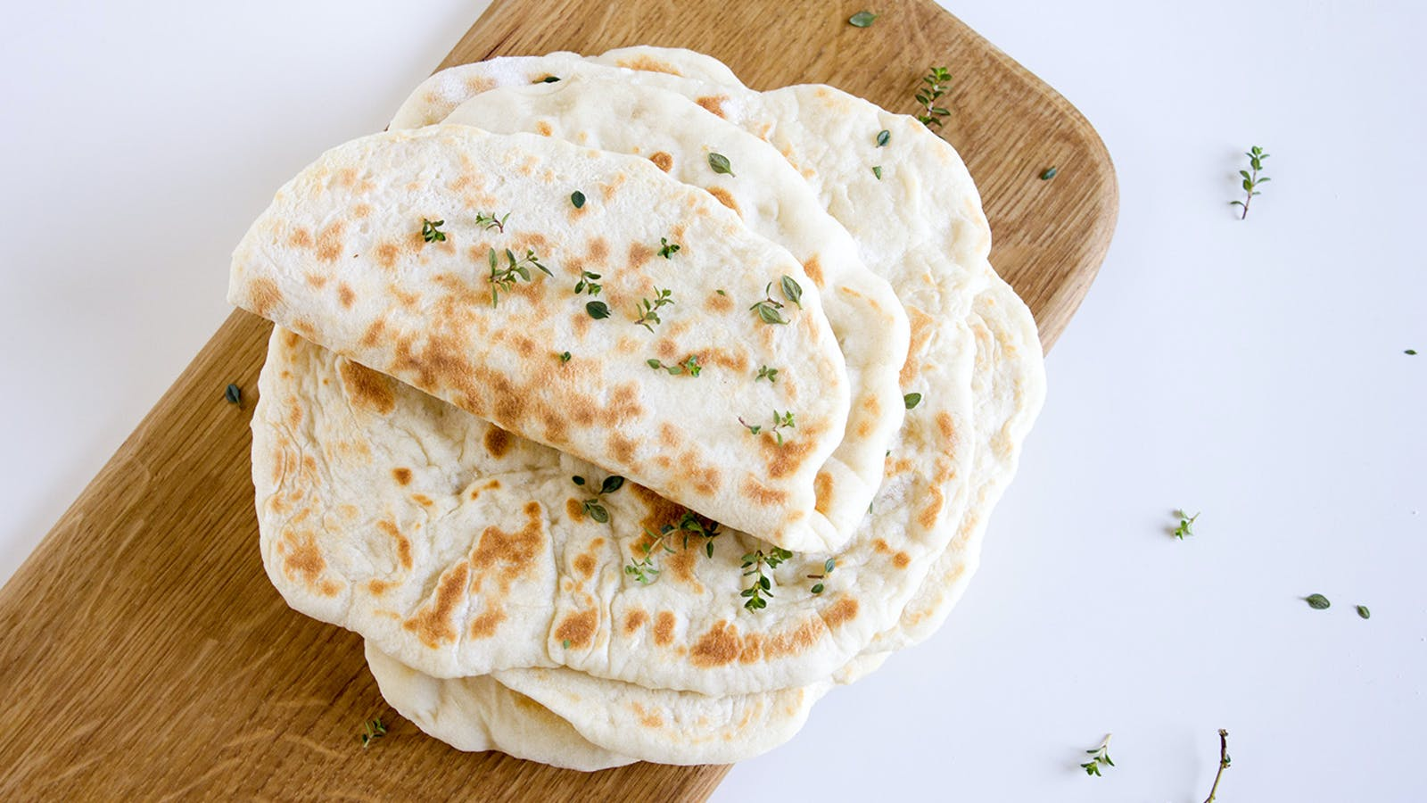Greek Pita Bread, the easy and tasty recipe