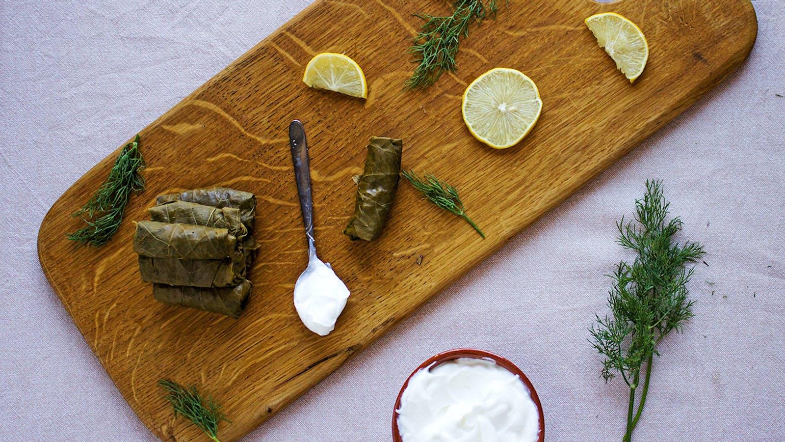 Dolmades, la ricetta tradizionale greca