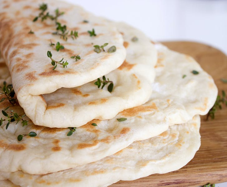 How to store pita bread