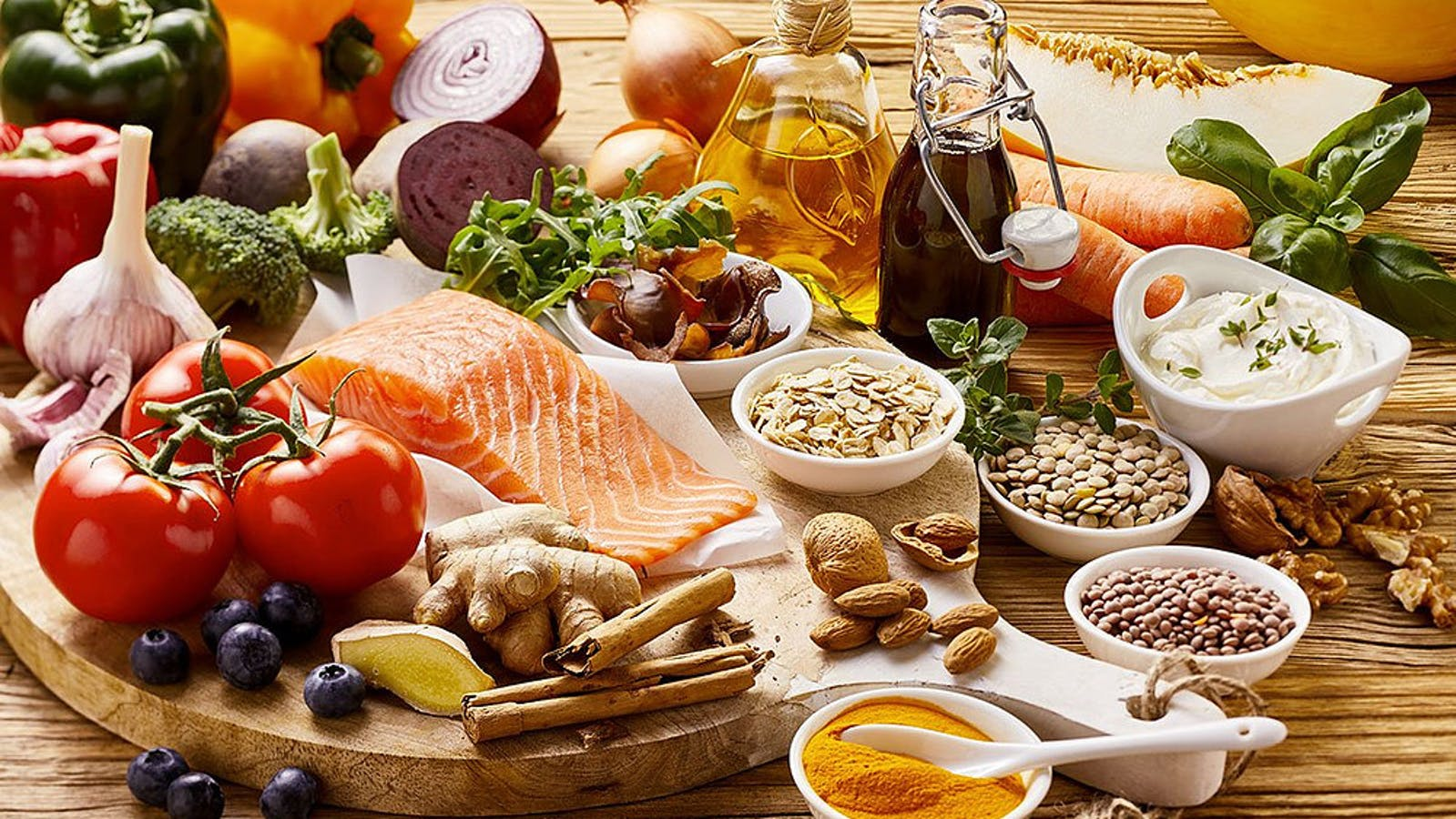 What is the structure of the Mediterranean diet pyramid?