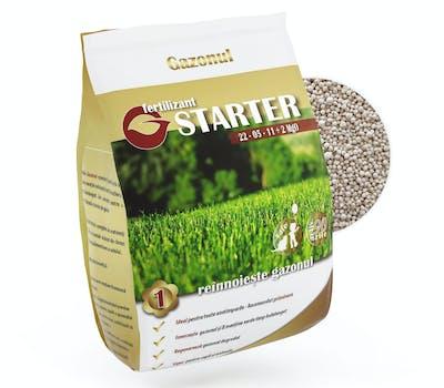 Fertilizant solid Starter