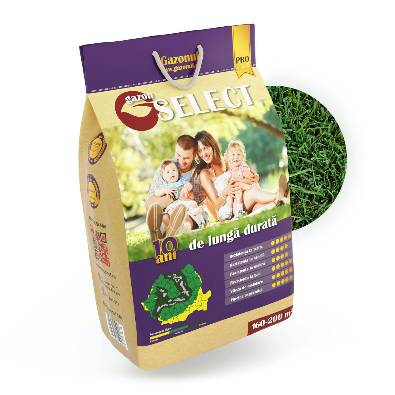 Semințe de gazon Select 4kg