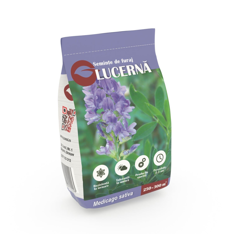 Semințe de furaje Lucernă 500g