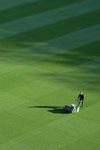 Servicii spații verzi pentru terenuri de sport