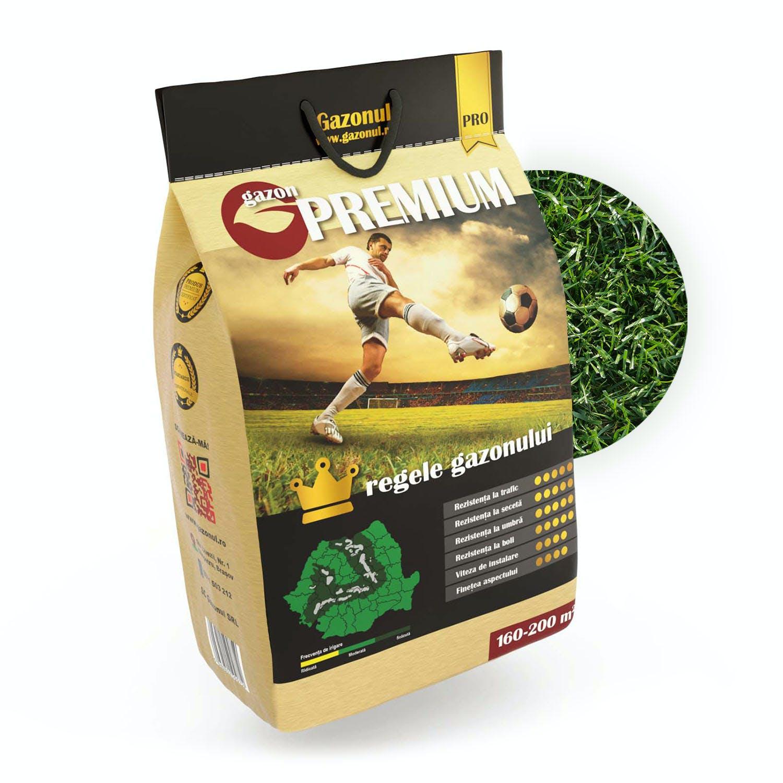 Semințe de gazon Premium 4kg
