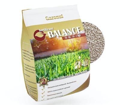 Fertilizant solid Balance