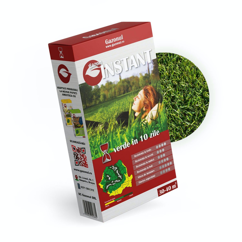 Semințe de gazon Instant 750g