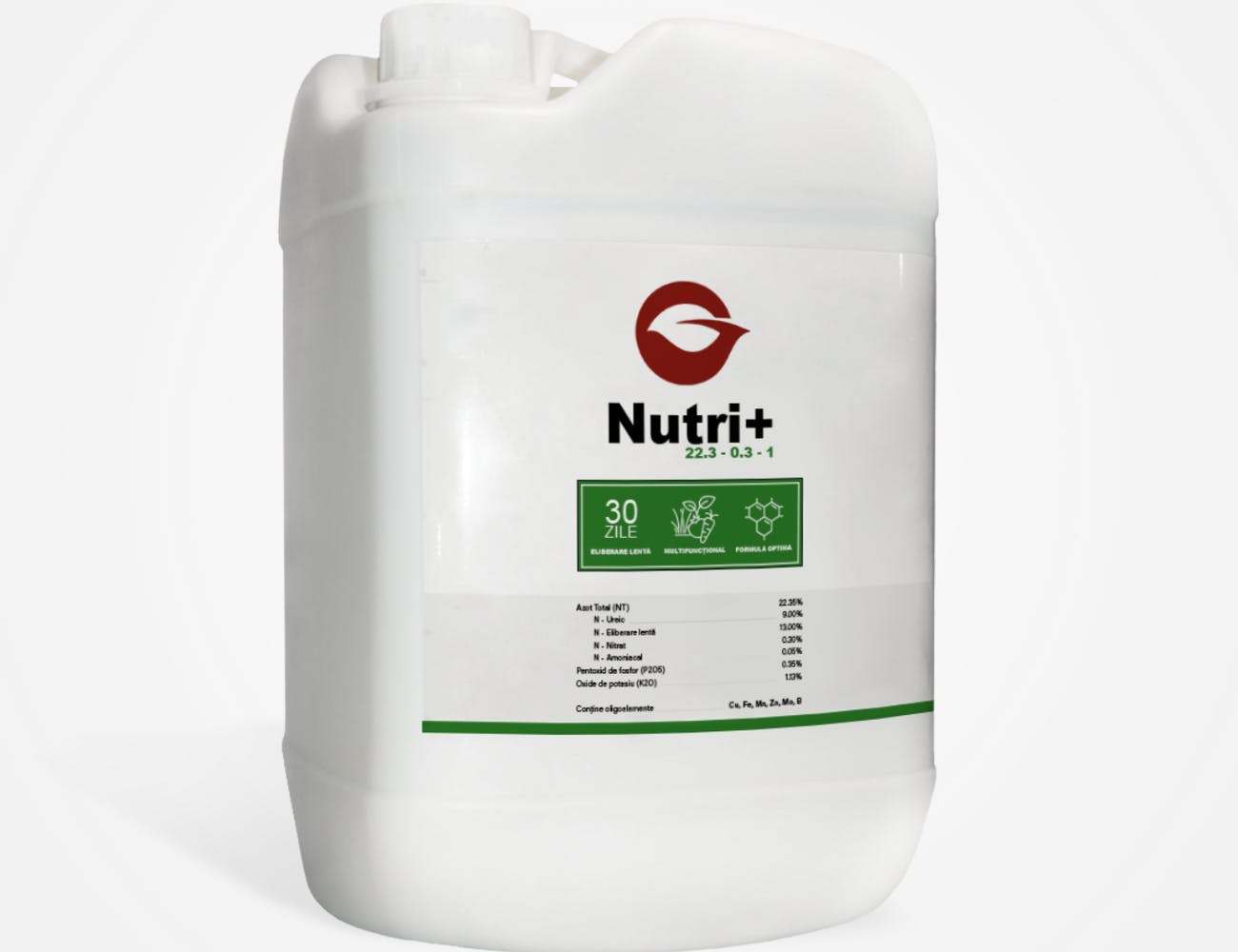 Fertilizant lichid NutriPlus Gazonul