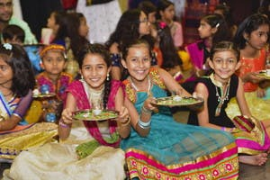 Gujarati Cultural Association of North America photo.