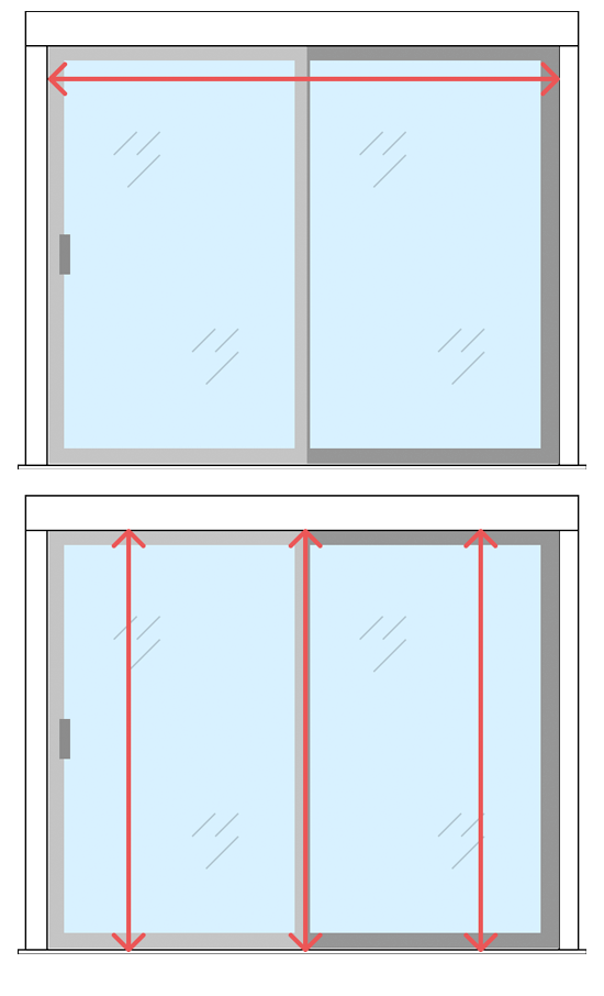 Learn How To Measure For Vertical Blinds