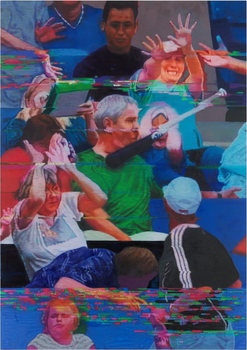 Kon Trubkovich, Ode to Bruce Nauman, 2020