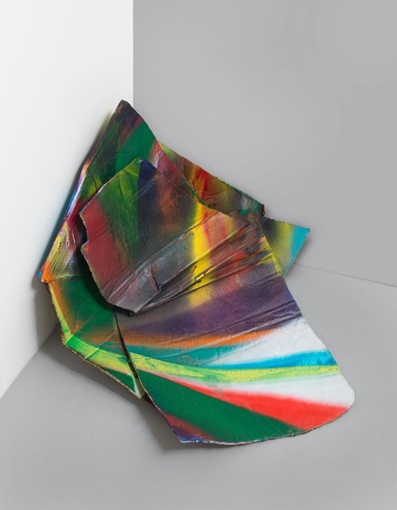 Katharina Grosse, Untitled, 2020