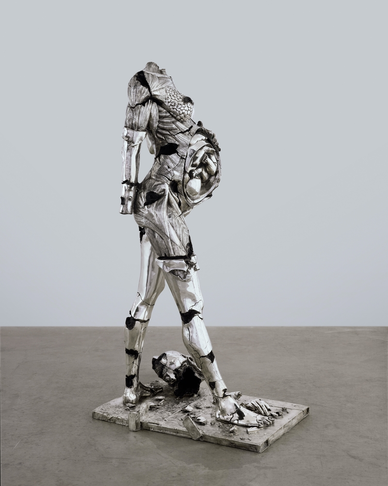Damien Hirst, Wretched War – The Dream Is Dead, 2007