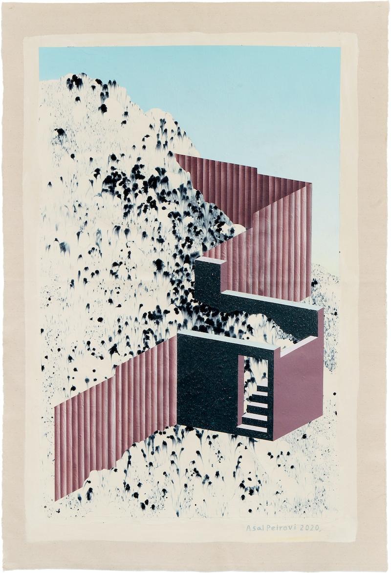 Asal Peirovi, Untitled, 2020