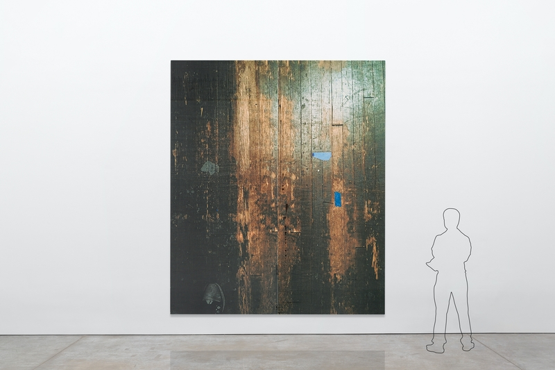 Wade Guyton, Untitled, 2016
